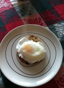 My First Poached Egg