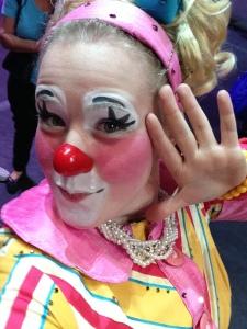 Clown Selfie5