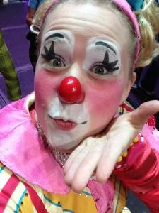 Clown Selfie6